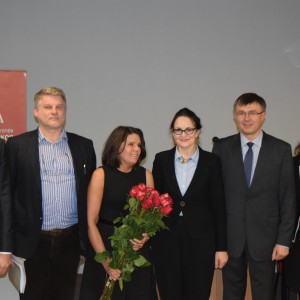 Gydytojos Ingos Šatinskienės medicinos mokslų daktaro disertacijos gynimas