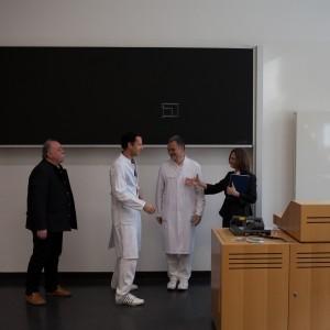 Apginta gydytojos Irinos Arechvo medicinos mokslų daktaro disertacija