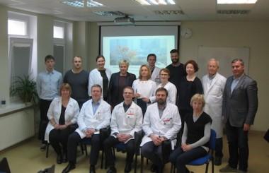 Respublikinėje Vilniaus universitetinėje ligoninėje tradicinė konferencija otorinolaringologams