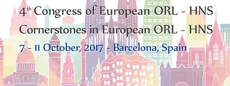 IV Europos Otorinolaringologų galvos-kaklo chirurgų kongresas