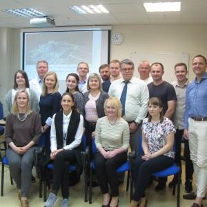 Aštuntoji otorinolaringologų konferencija: pirmą kartą patirtimi pasidalyta su užsienio specialistais